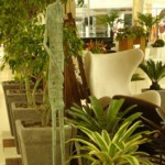 Projeto | Tania Bertolucci | Arquitetura : 3ª mostra de arranjos florais Iguatemi – 2006