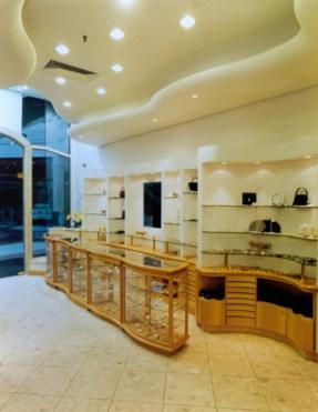 Projeto | Tania Bertolucci | Arquitetura : Loja Idéia e Idéias