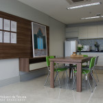 Projeto | Tania Bertolucci | Arquitetura : Projeto Corporativo – Platinum Tower