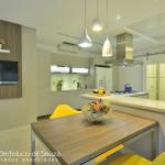 Projeto | Tania Bertolucci | Arquitetura : Residência Reserva do Arvoredo – Área Social